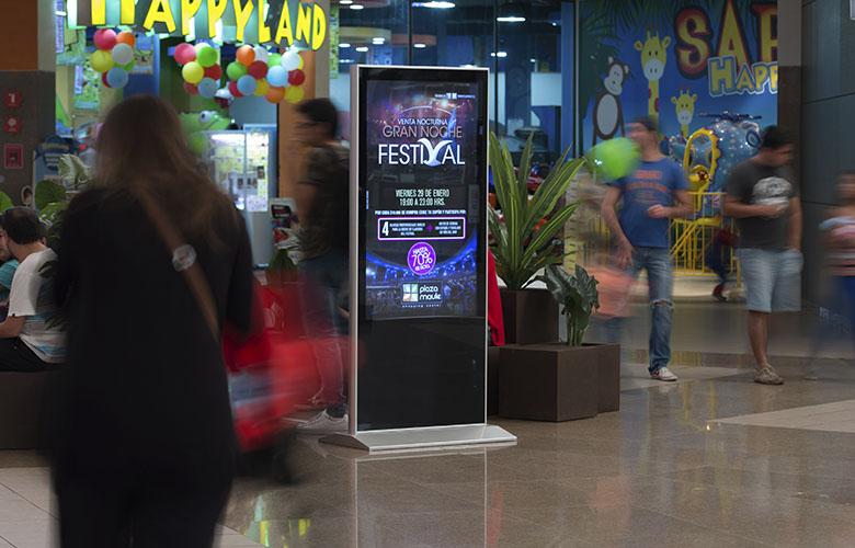 pantallas Bimedia